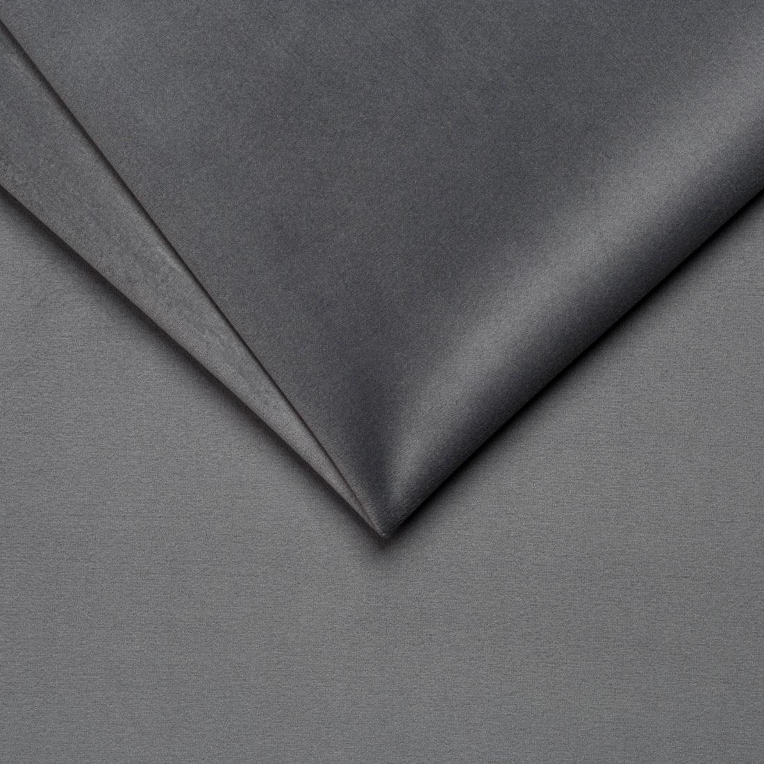 Мебельная ткань Velluto 18 Anthracite, велюр