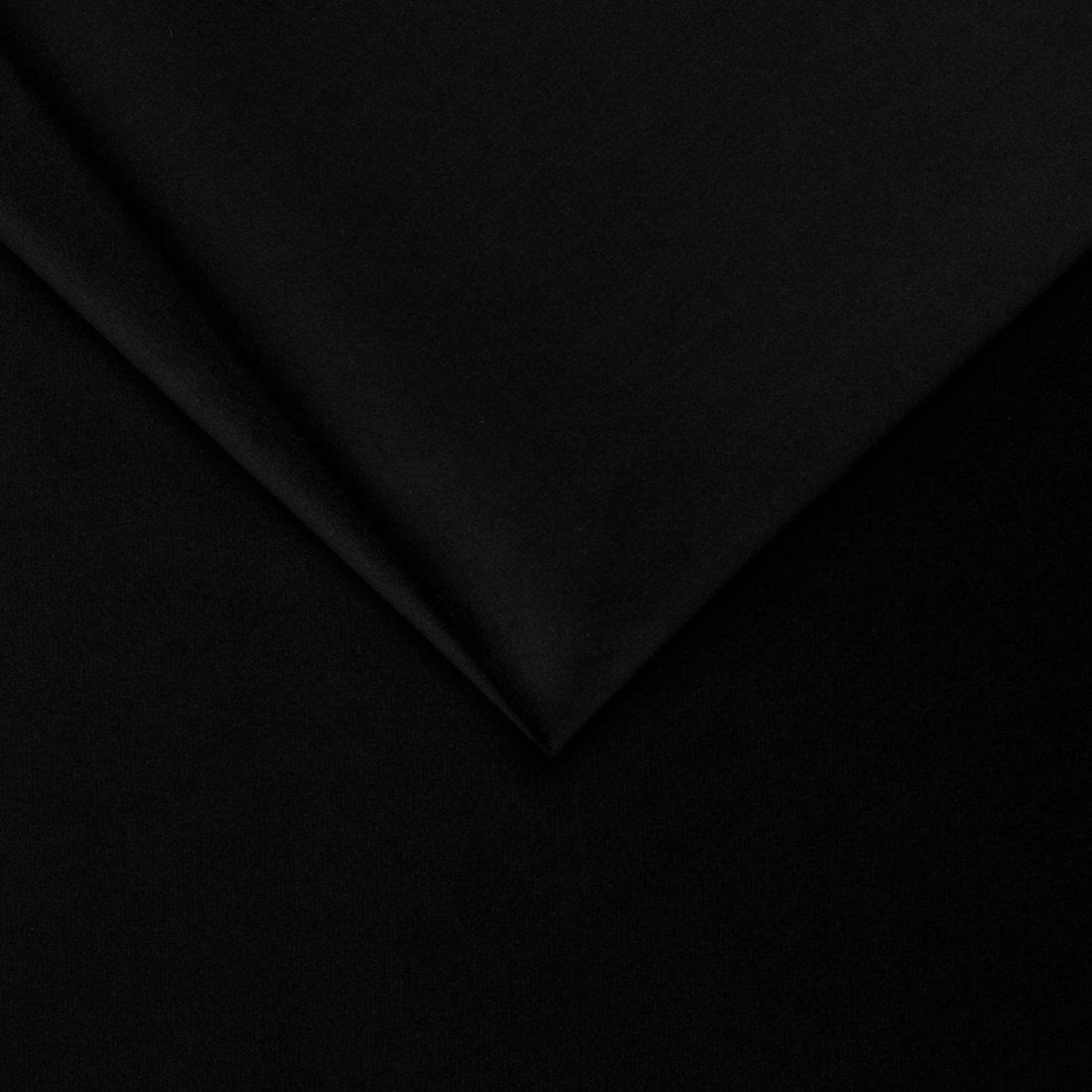 Мебельная ткань Velluto 20 Black, велюр