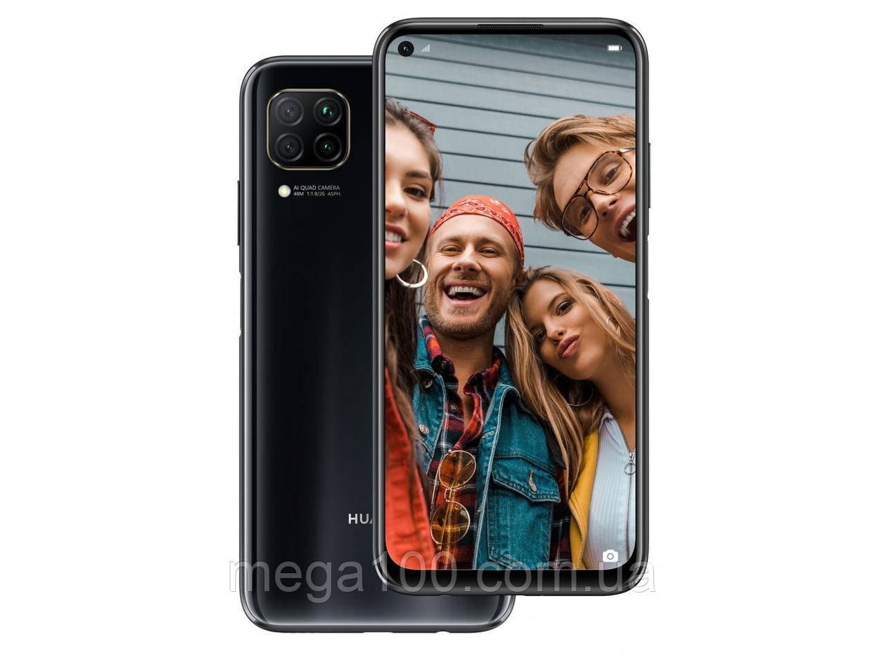 Смартфон huawei p40 lite (экран 6,4 дюймов, памяти 6/128, емкость батареи 4200 мАч)