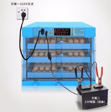 Інкубатор автоматичний WQ 180 (220/12в)