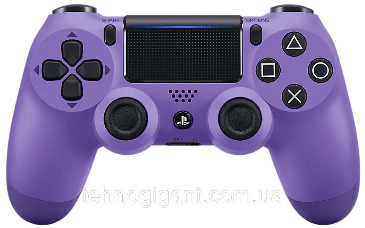 Джойстик геймпад Sony PS 4 DualShock 4 purple ( фиолетовый  )
