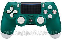 Джойстик геймпад Sony PS 4 DualShock 4 Alpine Green ( зелений )