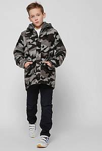 Демисезонное пальто на мальчика DT-8301