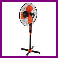 Вентилятор напольный Domotec MS-1619