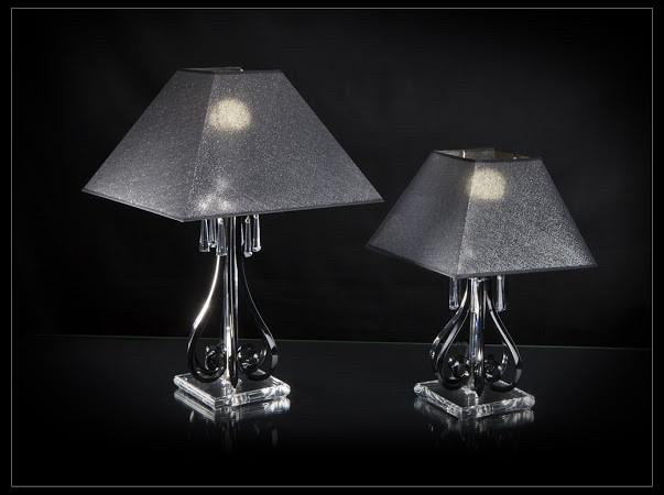 Настольная лампа Еlite Bohemia L 423/1/903/3
