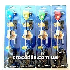 Механический сигнализатор поклевки Shark система фиксации лески коромысло