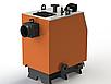 Твердопаливний котел тривалого горіння Kotlant КВ 65 кВт з електронною автоматикою та вентилятором, фото 3