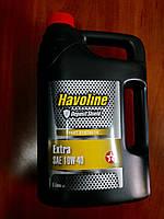 Моторное масло Havoline 10W-40 Extra 5л