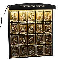 """Картина Veronese с подсветкой """"Библейская мозаика"""" 77499Y4"""