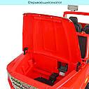 Двомісний дитячий електромобіль джип GMC Sierra M 4294EBLR-3, фото 2