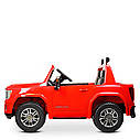Двомісний дитячий електромобіль джип GMC Sierra M 4294EBLR-3, фото 3
