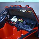 Двомісний дитячий електромобіль джип GMC Sierra M 4294EBLR-3, фото 9