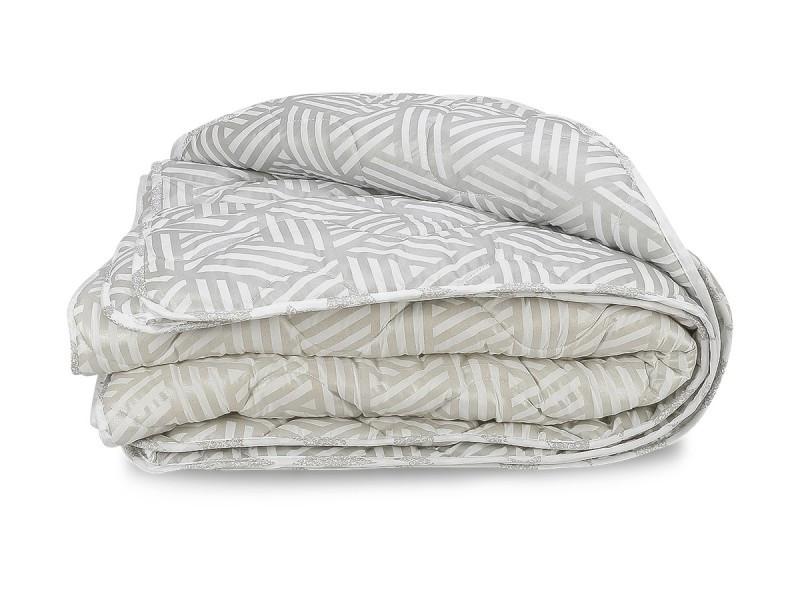 Одеяло Комби 4 сезона Leleka-Textile Евро 200х220 Полоски 2в1