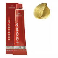 12-0 крем-краска для волос - специальный блондин естественный (Igora Royal), 60 мл