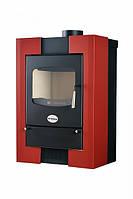 Отопительная печь-камин FLAMINGO ESPO I красный
