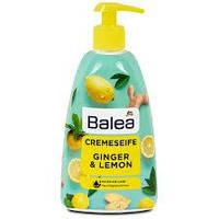 Жидкое мыло Balea Creme Seife Ginger & Lemon, 500 мл