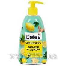 Рідке мило Balea Creme Seife Ginger & Lemon, 500 мл