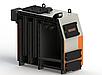 Промисловий котел на твердому паливі Kotlant КВ 125 кВт з електронною автоматикою та вентилятором, фото 2