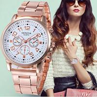 Годинник наручний жіночий/годинник Geneva Код ZSB1009W