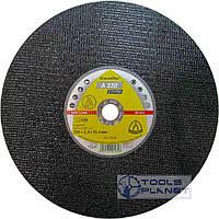 Круг відрізний по металу Kronenflex 350 х 2,5 х 22,2 A 330 Extra, фото 1