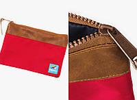 Клатч (сумка для аксесуарів) Gigantics - Classic Red