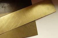Лист (плита) латунный от 0,2 - 100мм