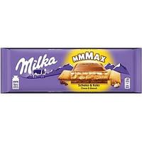 Шоколад молочный Milka Max Schoko & Keks, 300 g