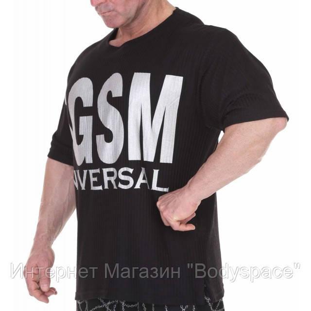 Big Sam, Размахайка Mens Training Casual Tshirt Black Big Sam 3273