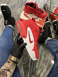 Чоловічі кросівки Nike Air Uptempo Red (червоний)