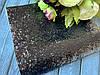 Екокожа « блиск» 20 х 34 см, 10 аркушів/уп., кольори марсал