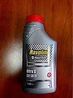 Моторное масло Havoline Ultra S 5W-30 1л