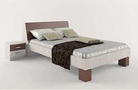 Кровать односпальная Кросслайн