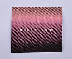 Пленка хамелеон карбон темно-фиолетовый