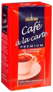 Кофе молоты EDUSCHO Premium Strong 500г.