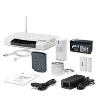 Комплект GSM сигнализация Ajax WGC-103 KIT с клавиатурой