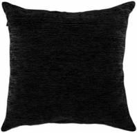 Обратная сторона подушки, черный
