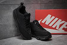 Кроссовки мужские 14052, Nike Air Max, черные, [ 44 45 ] р. 44-28,4см., фото 3