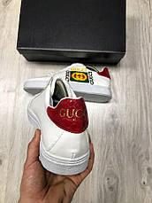 Кеды Gucci  39(25), 40(25.5), фото 3