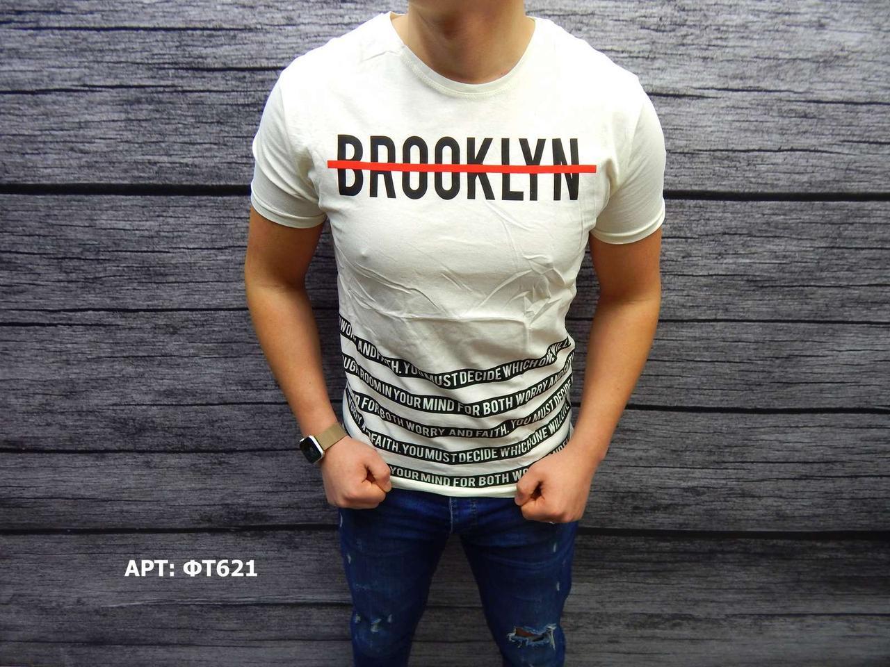 Мужская футболка. Размеры: M, L, XL, 2XL