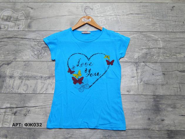 Женская футболка. Размеры: M/L/XL, фото 2