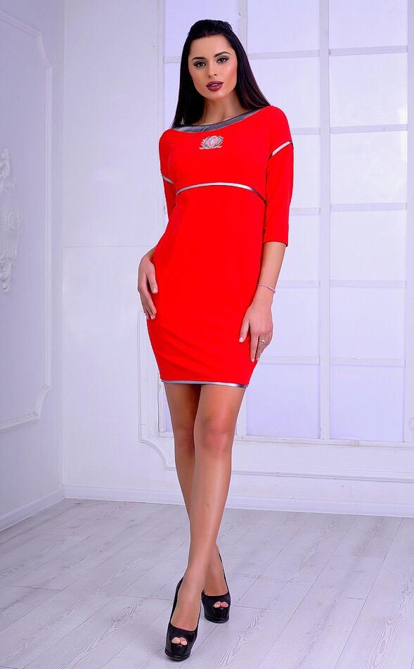 Женское платье. Размер: 42,44,46,48