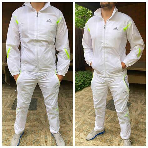 Мужской спортивный костюм Adidas. Размеры: M,L,XL,2XL (полномерные), фото 2