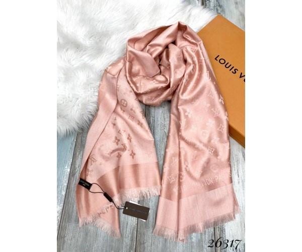 Брендовый шарф  Louis Vuitton