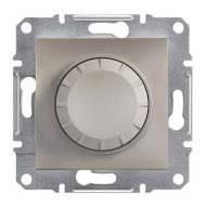Коробка для наружного монтажа 1-постовая Asfora бронза, EPH6100169