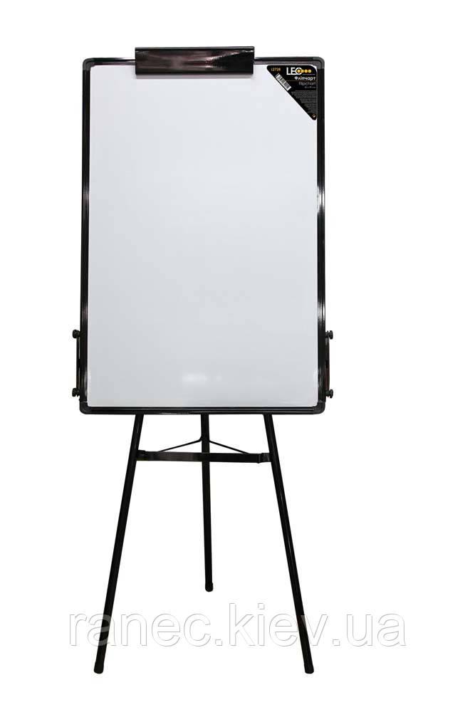 Доска на треноге (флипчарт) 60х90 см. L2728 ТМ LEO 730004