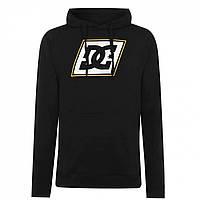 Толстовка DC DC Slant Logo OTH Sn00 Black - Оригинал, фото 1