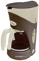 Кофеварка на 6 чашек 550Вт FIRST Austria 5457