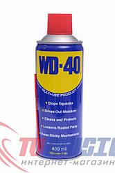 Универсальная автомобильная смазка WD-40 (400 ml)