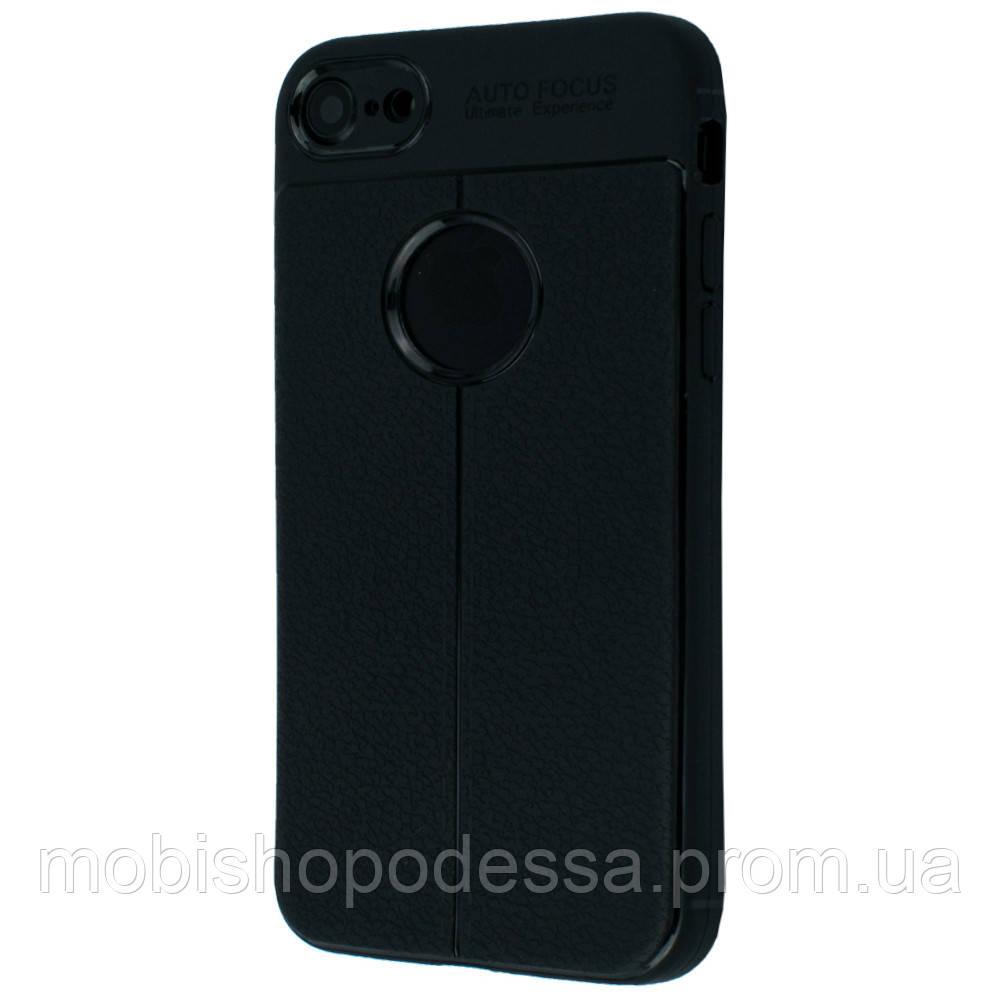 Auto Focus Black TPU Case iPhone 7/8