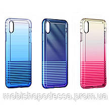 Baseus Colorful Airbag Protection Case For Apple iPhone XS